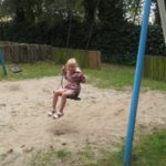 """Aapjes en poesjes spelen in de speeltuin """" Don Bosco""""!!"""