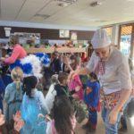 Carnaval bij de kleuters