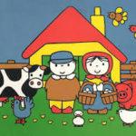 Wie woont er op de boerderij?