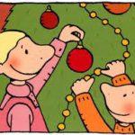Thema: We versieren de kerstboom!!